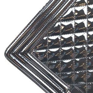 CHANEL Bags - Classic Flap Boy Black Patent Cross Body Bag